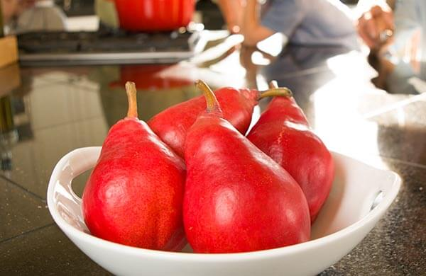 red-pears-counter-mathison-family